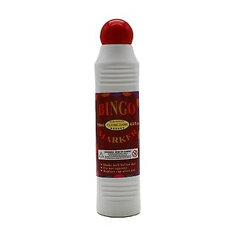 Bingo Marker/Daubers, 4.0 FL Oz. Flasche, Rot