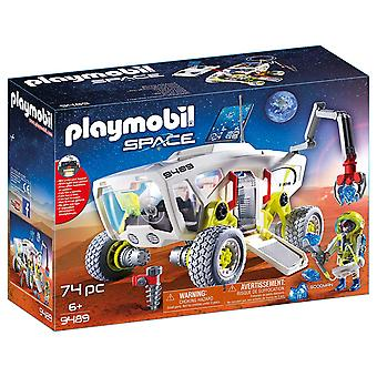 Playmobil 9489 Space Mars Research Vehicle with Attachments