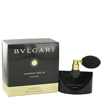 Jasmin Noir L'elixir Eau De Parfum Spray By Bvlgari 50 ml
