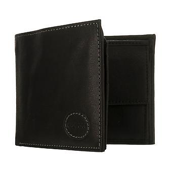 Chiemsee Herren Geldbörse Portemonnaie Geldbeutel Schwarz 8104
