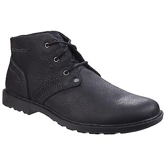 CAT Lifestyle Mens Carsen Mid Pebble Lace Up Boot