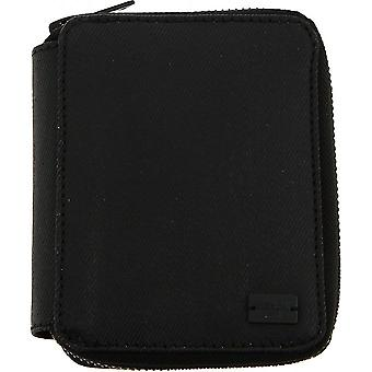 Zipp Leather Wallet - 2 Volets