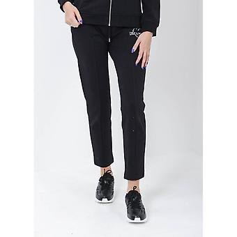 Love Moschino Diamante Heart Joggers
