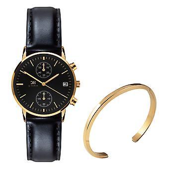 Carlheim | Wrist Watches | Chronograph | Black Dial | Tuno | Scandinavian design