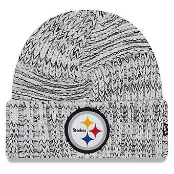 New Era Sideline naisten neulottu hattu-Pittsburgh Steelers