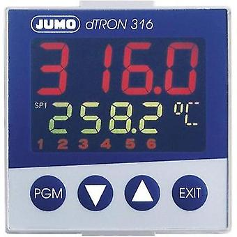 Jumo dTRON 316 Compact Controller With Program Function