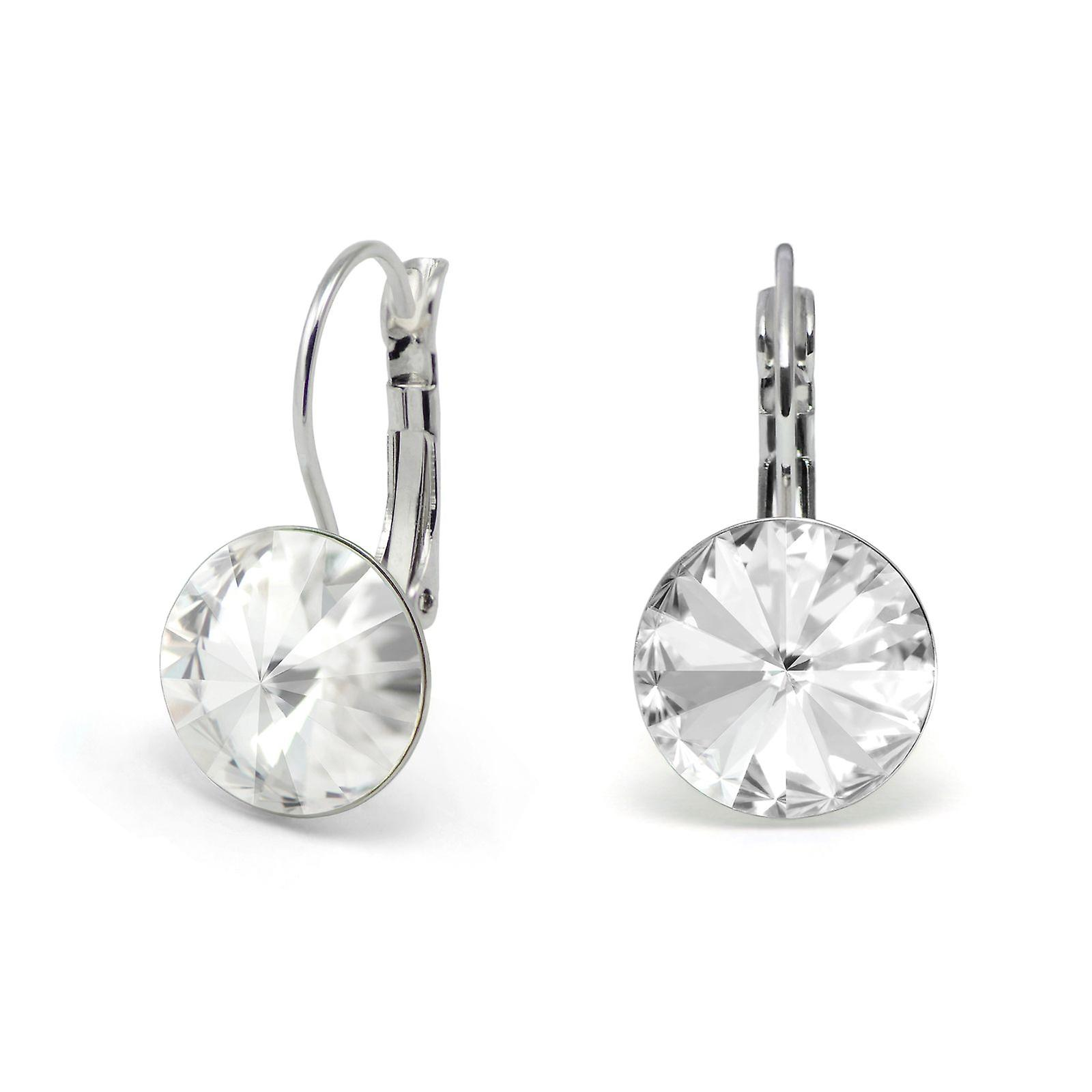 Crystal earrings EMB 1.4