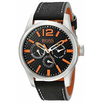 Hugo Boss Orange Mens PARIS Analog Display Quartz 1513228 Watch