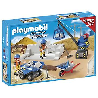 Playmobil Superset 6144 konstruktion
