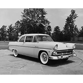 1955 Ford Customline Poster Print (8 x 10)