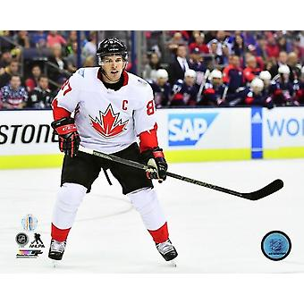 Sidney Crosby Team Canada 2016 Coppa del mondo di Hockey Photo Print (8 x 10)