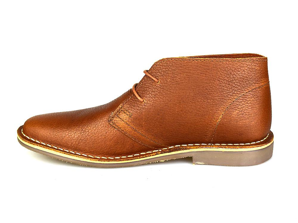 Tape Boots Milled Tan Formal Red Leather Honey Gobi Men's Desert AORKWCTq