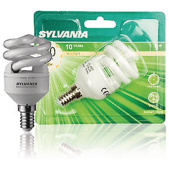 Sylvania Bl1 Mlfs bulb spiral 9W E14 Color 827 (Home , Lighting , Light bulbs and pipes)