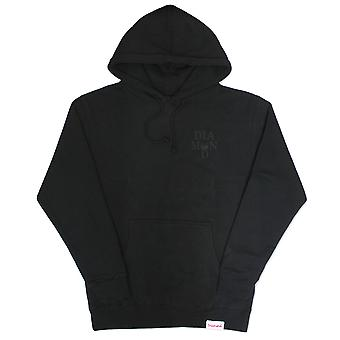 Diamond Supply Co. crâne Hoodie noir