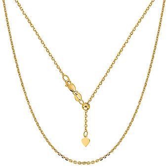 Sterling Silver Yellow Tone Plated 22