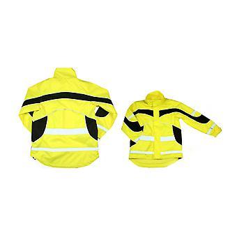 Aspey letvægts jakke gule Medium