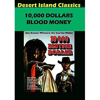 10 000 Dollars Blood Money [DVD] USA import