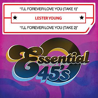 Lester Young - I'Ll Forever Love You USA import