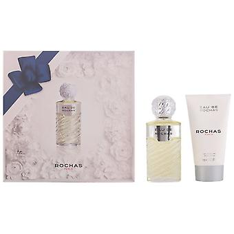 Rochas Eau De Toilette 100Ml Vapo Eau De. + Body Milk 150ml