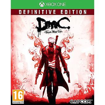 DmC Devil May Cry Definitive Edition Xbox One Game