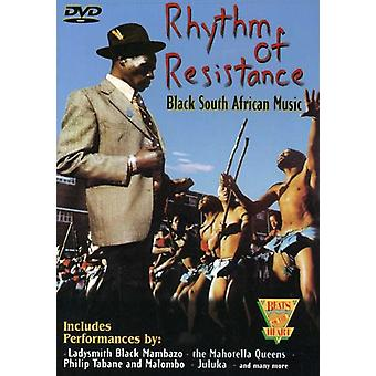 Rhythm of Resistance-Black Sou [DVD] USA import