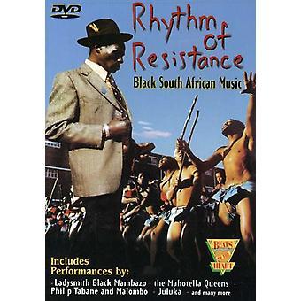 Rythme d'importation USA Sou résistance-noir [DVD]