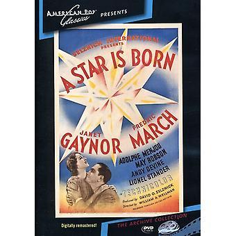 Importar de USA [DVD] estrellas nace (1937)