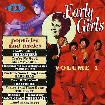 Early Girls - Early Girls: Vol. 1-Popsicles & Icicles [CD] USA import