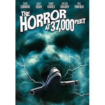 Horror at 37000 Feet [DVD] USA import