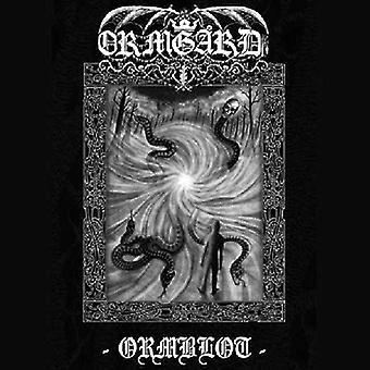 Ormard - Ormblot [CD] USA importeren