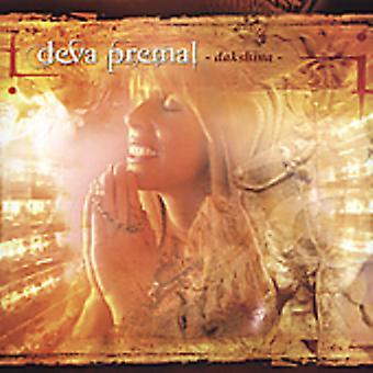 Deva Premal - Dakshina [CD] USA importerer