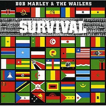 Bob Marley & the Wailers - importación de USA de supervivencia [CD]