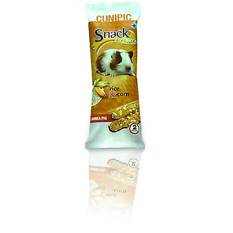 Cunipic Puffed Rice Bars with Cavies and Corn