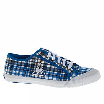 Le Coq Sportif Deauville summer checkers 1311581 ladies Moda shoes