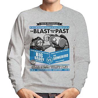 SUS fra fortiden Bioshock mænds Sweatshirt