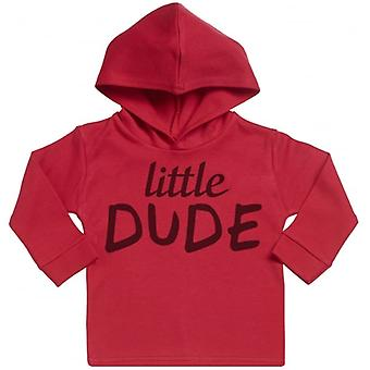 Spoilt Rotten Little Dude Cotton Hoodie