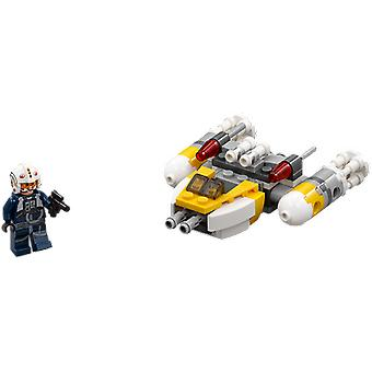 Lego 75162 Star Wars Microfighter Y-Wing (Toys , Constructions , Vehicles)