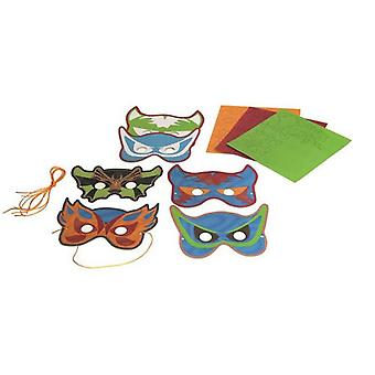 Cayro Mask Art Heros (Toys , Educative And Creative , Arts And Crafts , Origami)