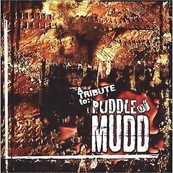 Hyldest til pøl af Mudd - hyldest til pøl af Mudd [CD] USA importerer