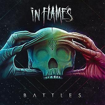I flammer - importerer kampe [CD] USA