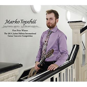 De Biasi / Brouwer / Moreno-Torroba / Moscardini - Topchii / første prisvinder / 2014 Falletta [CD] USA import