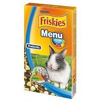 Friskies Dwarf Rabbits Supercare Fsk Menu (Small pets , Dry Food and Mixtures)