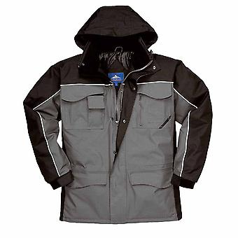 Portwest - RS Outdoor Workwear Durable Waterproof Parka Jacket With Hood