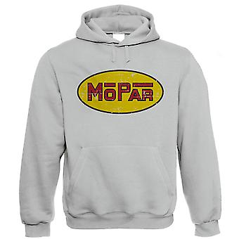 Vectorbomb, Mopar, Mens American Muscle Car Hoodie (S to 5XL)