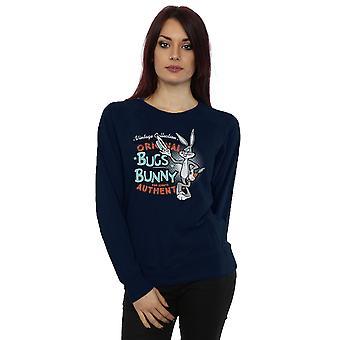 Looney Tunes Women's Vintage Bugs Bunny Sweatshirt