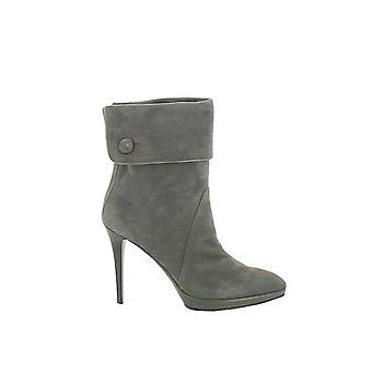 Longhi ladies 210016O grey Suede Ankle Boots
