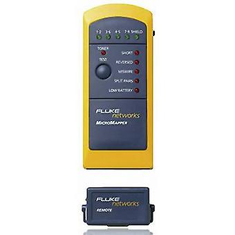 Fluke Networks MT-8200-49A MicroMapper, Cable dispositivo, probador del Cable de prueba