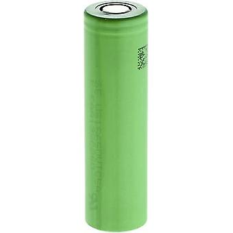 Non-standard battery (rechargeable) 18650 High current loading, Flat top Li-i