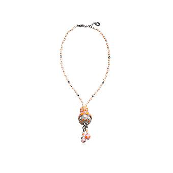 Antica Murrina ladies CO964A25 Orange metal Hall chain