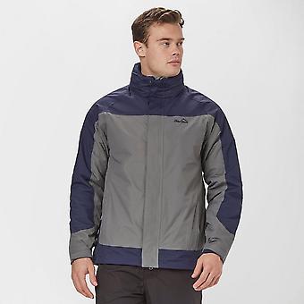 Grey Peter Storm Men's Lakeside II 3 in 1 Jacket